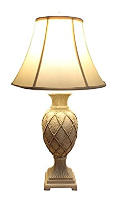 "29""H Table Lamp Desk Lamps Tone Ivory Indoor Lighting"