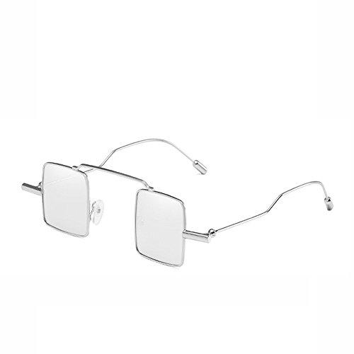 voler soleil approprié grenouille air de Sports lunettes polarisées pour Lunettes de couleur plein silver boîte réfléchissant Voyager polarisée miroir film pilote petite Pilote vitre 57Twcqv