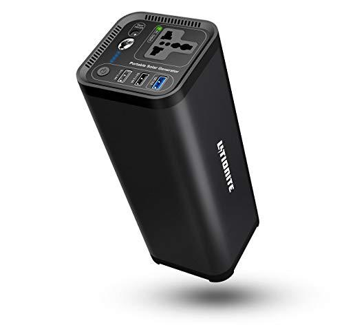 Litionite Hurakan 200W / 46.400mAh PowerBank/Klein Draagbare Stroomgenerator/Externe batterij – 1x AC-stopcontact – 2x…