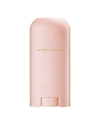 [APRILSKIN] MAGIC SNOW SUN STICK SPF50+/PA+++]()