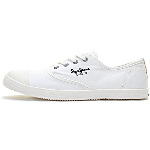 Pepe Jeans - Fashion / Mode - Match Blanc - Blanc