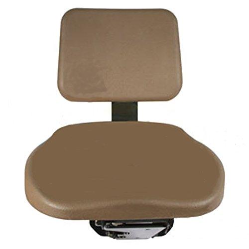 AL173569 New John Deere Buddy Seat 6105M 6115M 6125M 6130M 6140M 6150M 6170M +