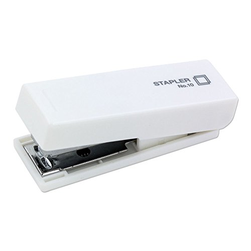 Midori CL Compact Stapler III White (35056006) Photo #4