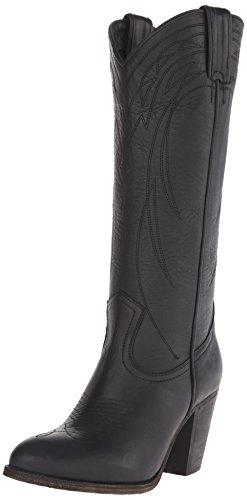 Boot FRYE shovn Mujer pantalones Western Ilana Black 76798 UAgpHA8wn