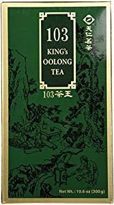 (Ten Ren King's Oolong Tea Loose Chinese/Taiwan Tea, 300 g/10.6 oz.)