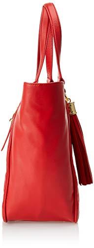 Guess Borsa 32x28x14 Donna Mano H red Rosso red Paradise A w X L Cm q5XrZXwnx