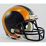 St. Louis Rams / Los Angeles Rams 1981 to 1999 - NFL MINI Helmet