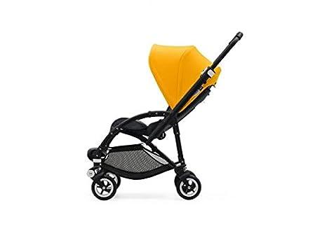 Bugaboo - Silla de paseo bee 5 gris melange/amarillo