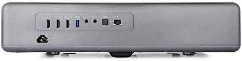 XDBY Proyector De TV Láser, Proyector Doméstico, Función 3D 5000 ...