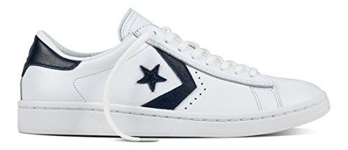 AZUL BLANCO zapatillas PL unisex Azul deporte baja CONVERSE de Blanco 555930C LP OX gva6q4