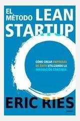 El Metodo De Lean Startup, ERIC RIES; TOMOS: 1 Pasta de cartón