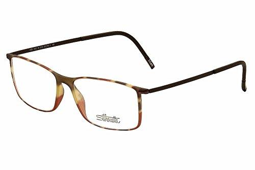 Silhouette Eyeglasses Urban Lite 2902 6105 Full Rim Optical Frame ()