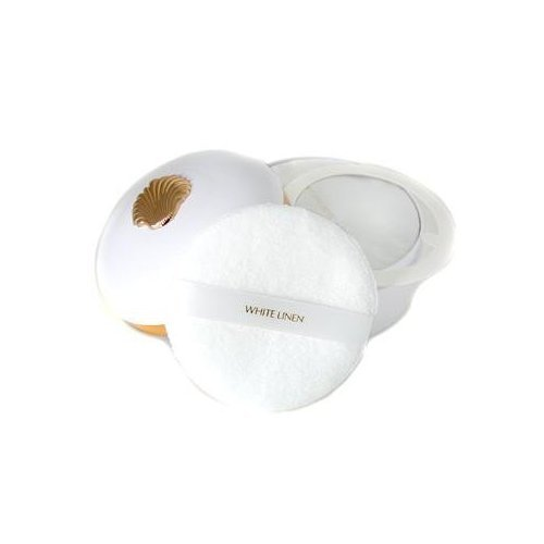 - Estee Lauder White Linen Perfumed Body Powder (with puff) (Quantity of 1)