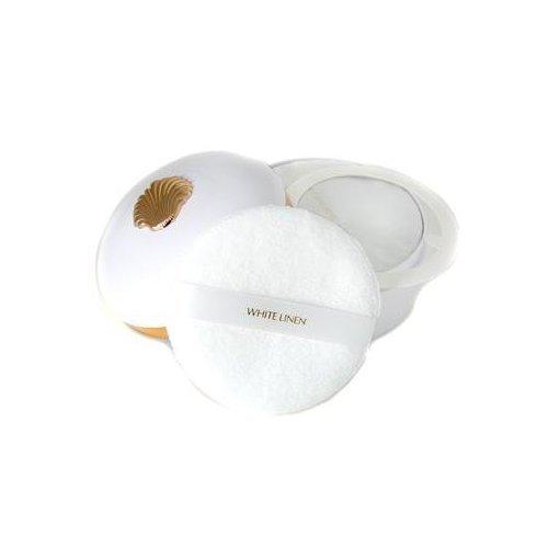 Estee Lauder White Linen Perfumed Body Powder (with puff) (Quantity of 1) (White Linen Lauder Estee Powder)