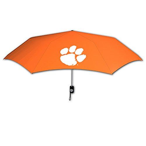 Seven Sons Rainmate Rainwear NCAA Clemson Tigers 42-Inch Folding Umbrella