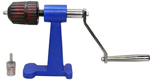 Jump Ring Maker Jewelry Coil Wire Rotary Saw Mandrel Jeweler Tool 2.5mm-12mm by Generic (Image #2)