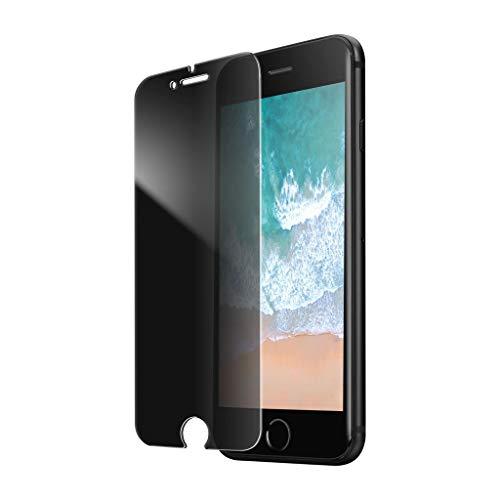 Pelicula Protetora de Vidro Privacidade, Iphone 8/7/6/6S, Laut, Película de Vidro Protetora de Tela para Celular, Transparente