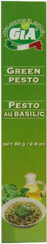 (Green Basil Pesto Paste by GIA)