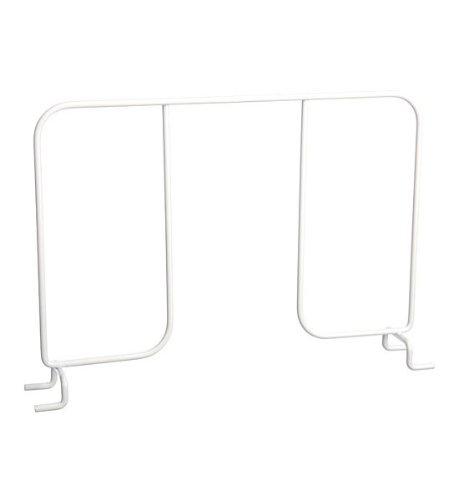 HomyDelight Wire Shelf Divider 1.5 lbs 12.25'' 8.5'' 2.25'' by HomyDelight