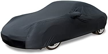 Soft Indoor Car Cover with mirror pockets for BMW Z3