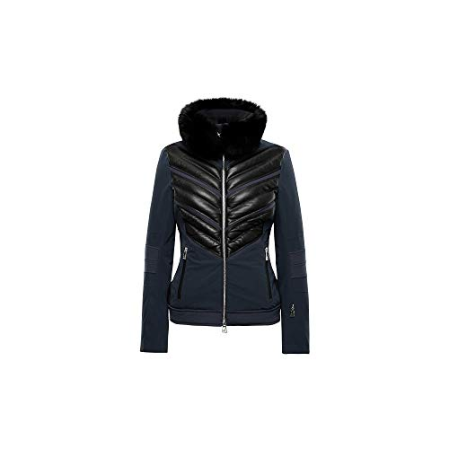 Toni Sailer Veste De Ski Mica Fur Midnight
