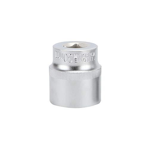 OCGIG 19 Pcs 1/2'' Drive 12 Point Universal Metric Spline Socket Set Cr-V steel 8mm-32mm by OCGIG (Image #4)