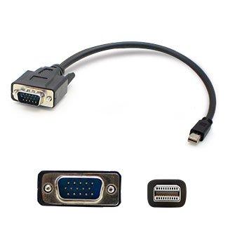 AddOn Bulk 5 Pack 3ft (1M) Mini-Displayport to VGA Cable - M/M MDISPORT2VGAMM3B-5PK from Add-onputer Peripherals, L