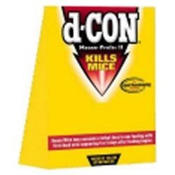 D-Con D Con Mouse Prufe Ii, Pack of 12