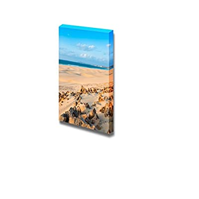 Beautiful Scenery Landscape Sand Dunes in The Desert Wall Decor, Created Just For You, Lovely Expert Craftsmanship