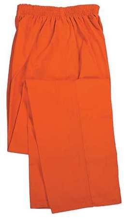Pants, Inmate Uniforms, Orange, 38 to 42 In ()