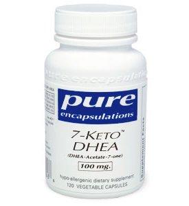 Pure Encapsulations - 7-Keto DHEA (100mg) - 60ct