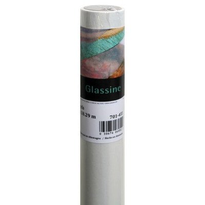 Canson Glassine Roll - 36 Inches x 20 Yards by Canson