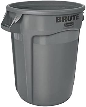 Rubbermaid Commercial Brute 32-Gallon Round Trash Can