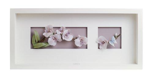 Lladro Natural Orchids Wall Art - Plus One Year Accidental Breakage Replacement