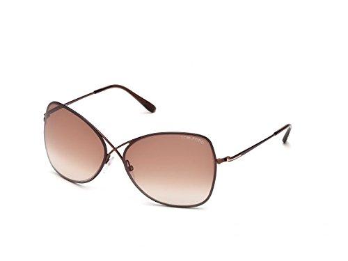 Tom Ford Sunglasses TF 250 BRONZE 48F ()