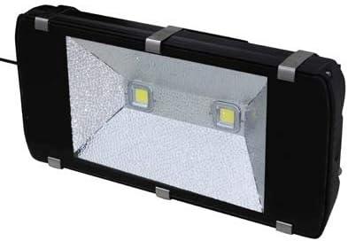 屋外ライト 200Wハイパワー白色LED投光器ランプ、AC 85-265V、光束:20000lm 太陽動力を与えられた行動センサーの屋外ライト