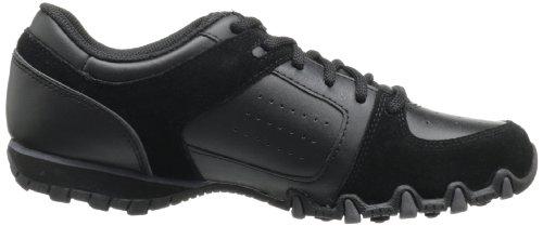 Skechers BikersTranscend - Zapatillas de cuero mujer Black