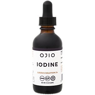 Top 2 best iodine ojio: Which is the best one in 2019?