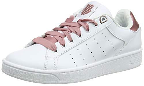 Rosa K Ologramma Cmf Pulito Bianco Corte swiss Antico Sneaker Nero Bianco Femminile rIw0qv7xr