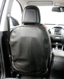 Rückenlehnenschutz Adrett Deluxe aus Kunstleder