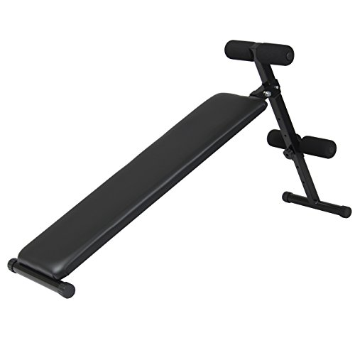 Best Choice Products Adjustable Decline Bench Crunch Board Fitness Home Gym by Best Choice Products