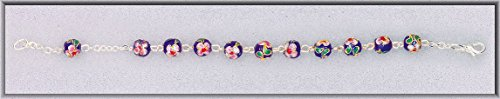 Hail Mary Gifts 1pc, Cloisonne Bead Rosary Bracelet
