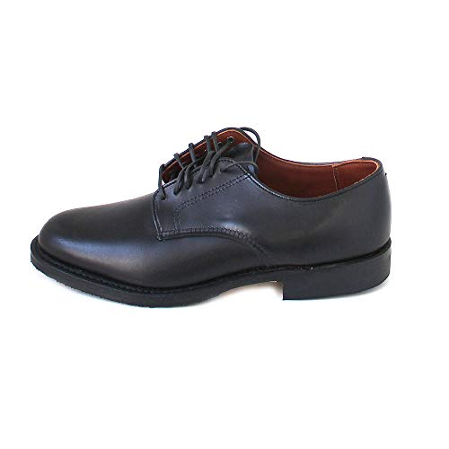 Derby nero Man Shoes Wing Red Black 0p78qx
