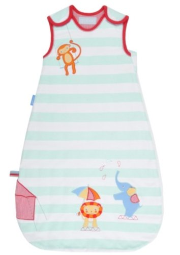 Grobag Baby Sleeping Bag (Grobag Sleeping Bag - Sleepy Circus 18-36 Months 2.5 tog [Baby Product])