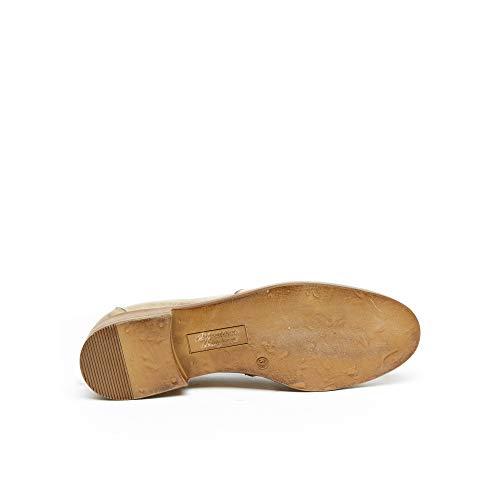 Donna Penny Decorazione Taupe Loafer Di Con Colore Mocassino nw7q1EZ07