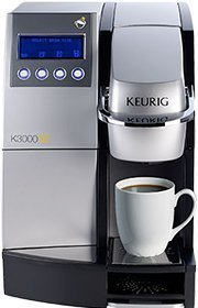 Keurig K3000SE Commercial Brewing System - 1400 W - Black, Silver by Keurig