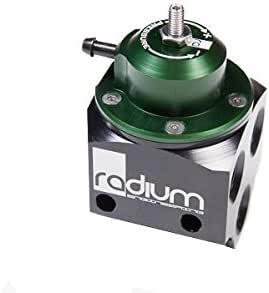 Radium Engineering Multi-Pump Fuel Pressure Regulator Green Top