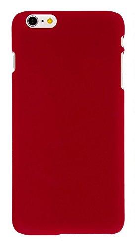 For Oppo F1s SDO™ Luxury Matte Finish Rubberised Slim Hard Case Back Cover for Oppo F1S (Red)