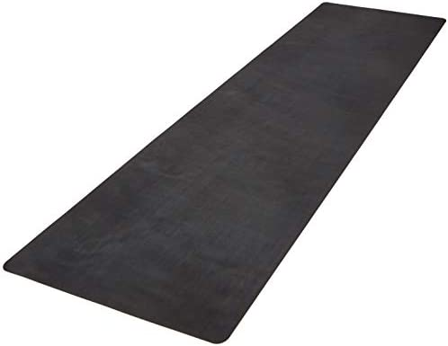 Amazon.com : Reebok Natural Rubber Yoga Mat - 3.2mm ...