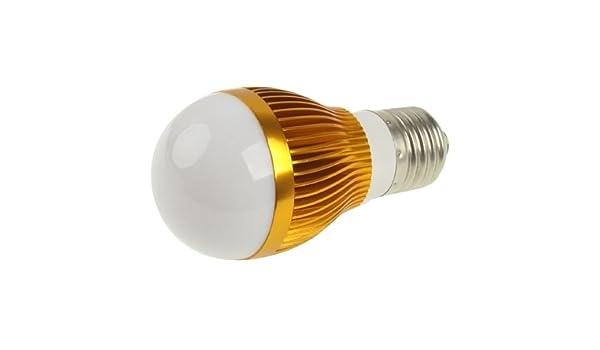 bombilla 3 W Día Blanco Balón de ripide luces LED Bombilla, Tipo ...
